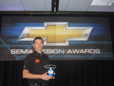 SEMA - GM Design Award Winner
