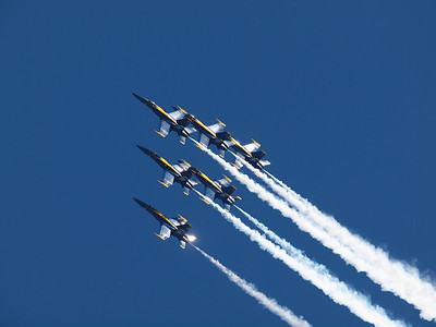 Blue Angels Performance Oct 2012
