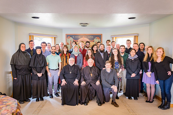 OCF District Retreat at the Orthodox Monastery of the Transfiguration