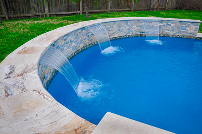 Vasquez Construction, Pool