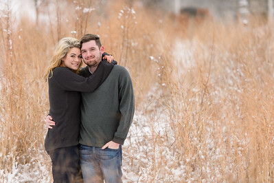 Nick & Katie Engagement 12.30.15