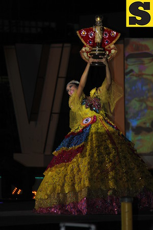 Sinulog 2014 Festival Queen