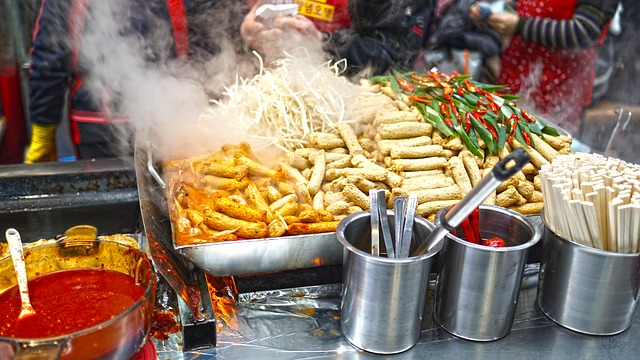 Give The Street Food A Try