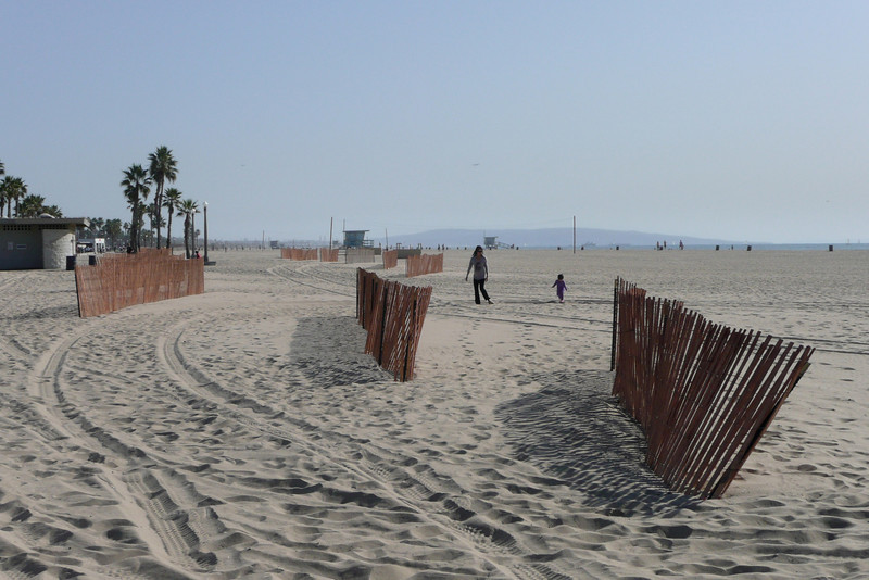 Santa Monica Beach. Santa Monica