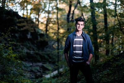 Kyle Senior Photos 2015