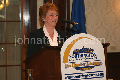 Southington Chamber - Governor Jodi Rell - March 12, 2007