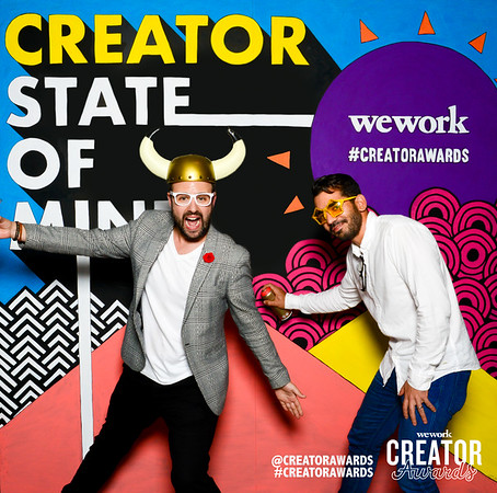 WeWork Creator Awards I Creators & Cocktails Event