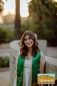 Katie's Senior Portraits ~ Cal Poly Class of 2020