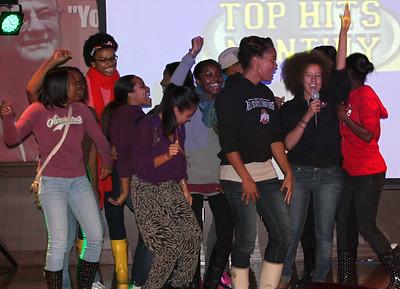 2011 OUAB Karaoke Night Oct. 11