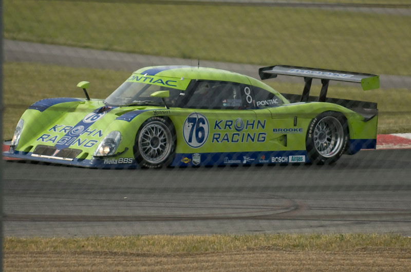 Max Papis at Mid-Ohio Sports Car Course--June 22-24, 2007