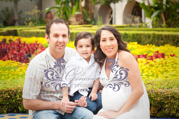 D'Amico Family Session