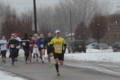 Featured Landscape - 2013 Shelby Township Jingle Bell 5K