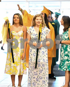 20180608 - West Rutland Graduation 2018