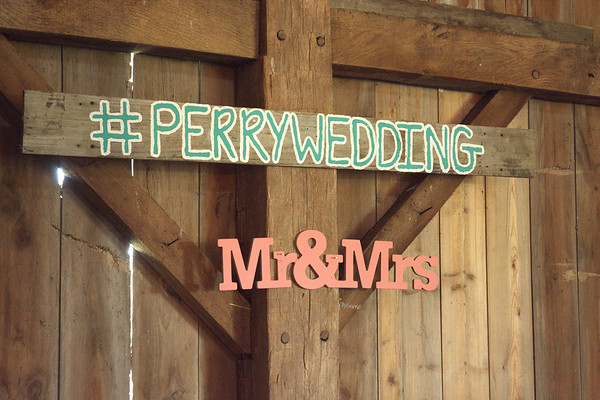 Perry Wedding