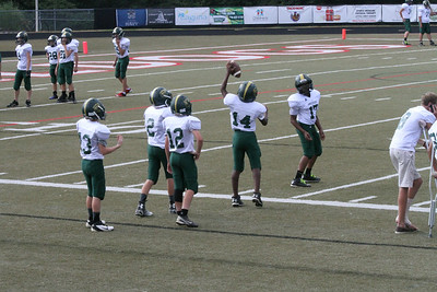 Piney Grove vs Otwell - 8/12/14