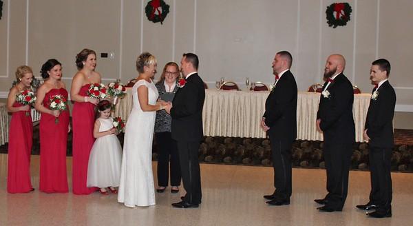 Hartnett & Headley Wedding