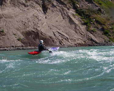Chilcotin River - Hanceville to Farwell Canyon