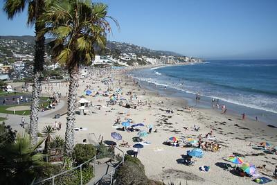 Laguna Beach California July 2009