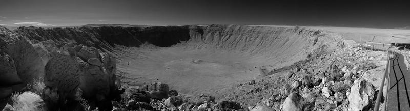 Meteor Crater 2014 IR