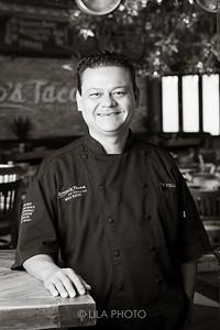 Rocco's Boca Raton - Chef Luis