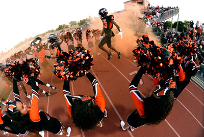 Pittsburg High football photo