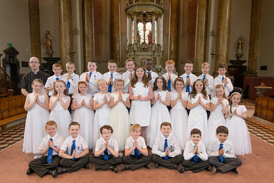 ST MARY & ST JOHN COMMUNION 2014
