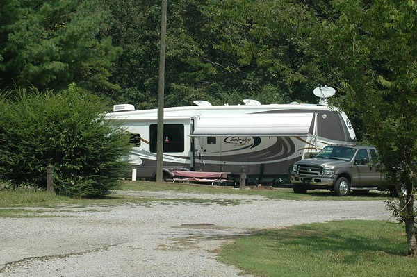 Oak Mountain State Park Campground