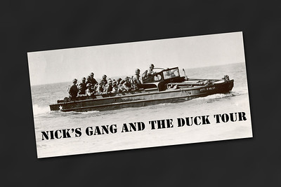 Nick's Gang and the Duck Tour