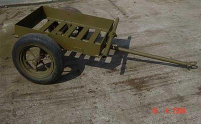 M3A4 TYPE STEEL HAND CART (5)