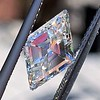 2.39ct Kite Shape Diamond GIA K VVS2 0