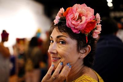 Photos: Frida Kahlo's market