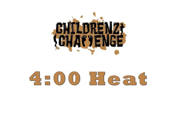 Childrenz Challenge 2015 - 4pm heat