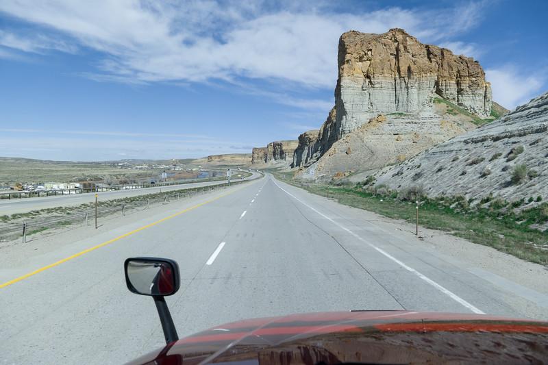 Wyoming I-80