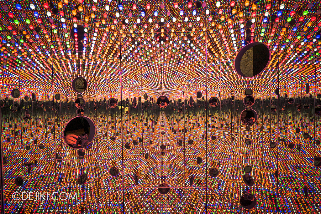 National Gallery Singapore - Yayoi Kusama: Life Is The Heart of A Rainbow / I Want to Love on the Festival Night
