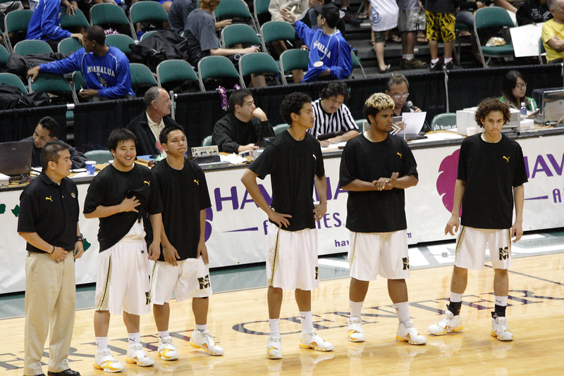 2006-07 Boys Varsity Basketball - State Champs