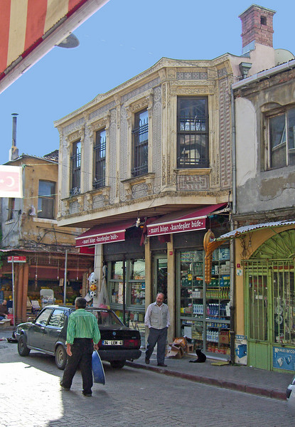 19-A street in Balat, the former Jewish Quarter.