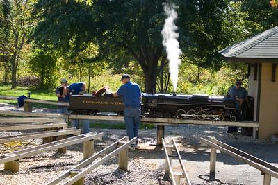Chesapeake & Allegheny Leakin Park