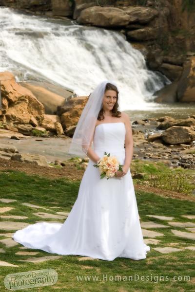 Allison Bridal Portrait
