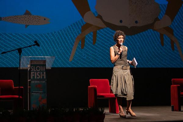 Apertura di Slow Fish 2021