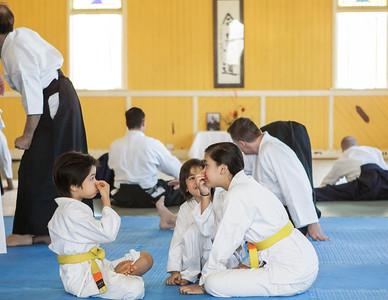 Shimamoto Shihan Seminar 2012 Day 2 @ Bayside Budokai