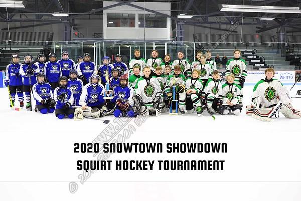 2020 Snowtown Showdown Squirt Tournament | Watertown Arena