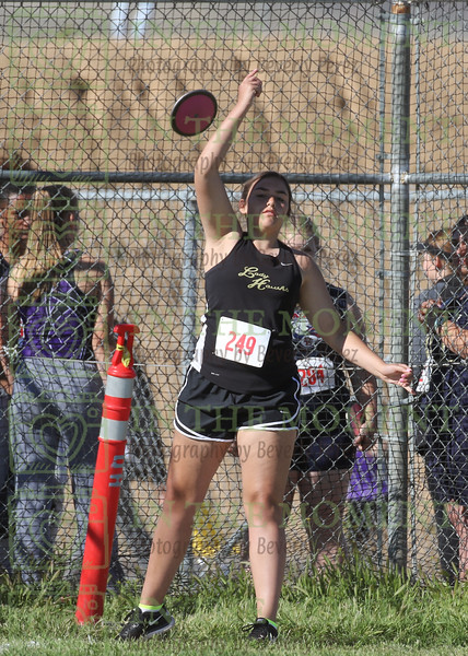 Michele Perry Invitational, April 1, 2017