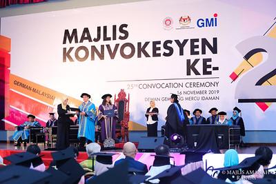 Tahniah Graduan GMI