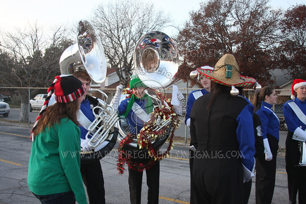 Burleson Christmas Parade