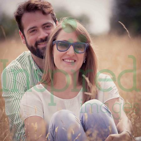 Elena & Rafa - Engagement Shoot - Knole Park, Sevenoaks