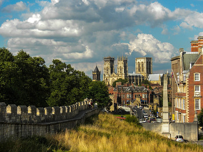 From Wales to the Walls of York