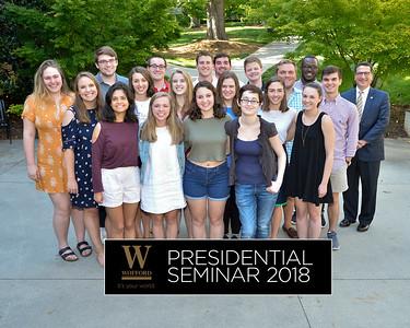 Presidential Seminar Group