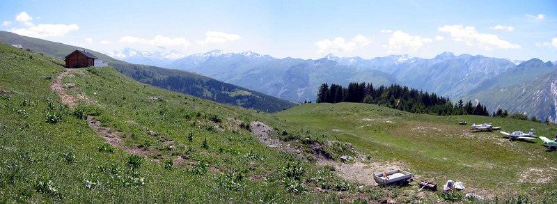 Excursion Alpes