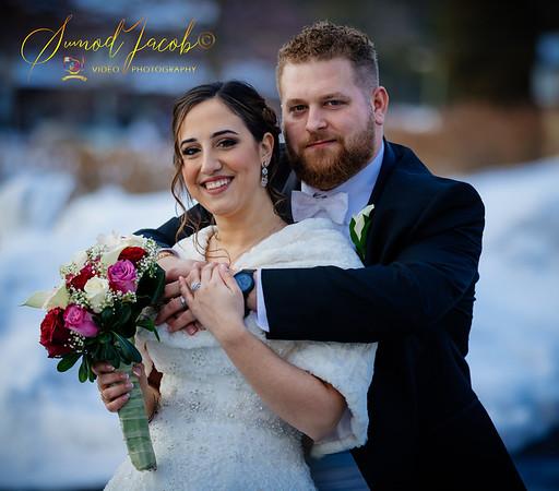 WEDDING - AMEDEO & ASHLEY