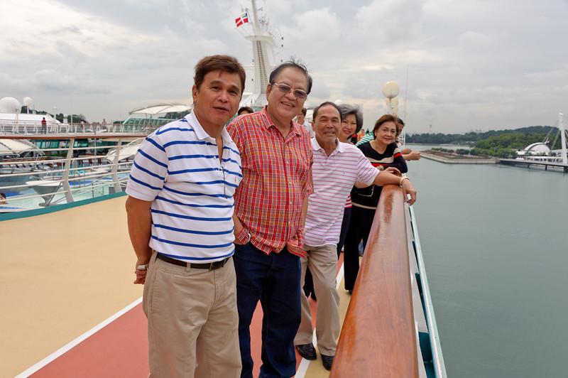 Asian Cruise, Feb 3-6 2012